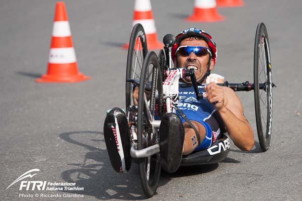 Valutazione di un atleta disabile