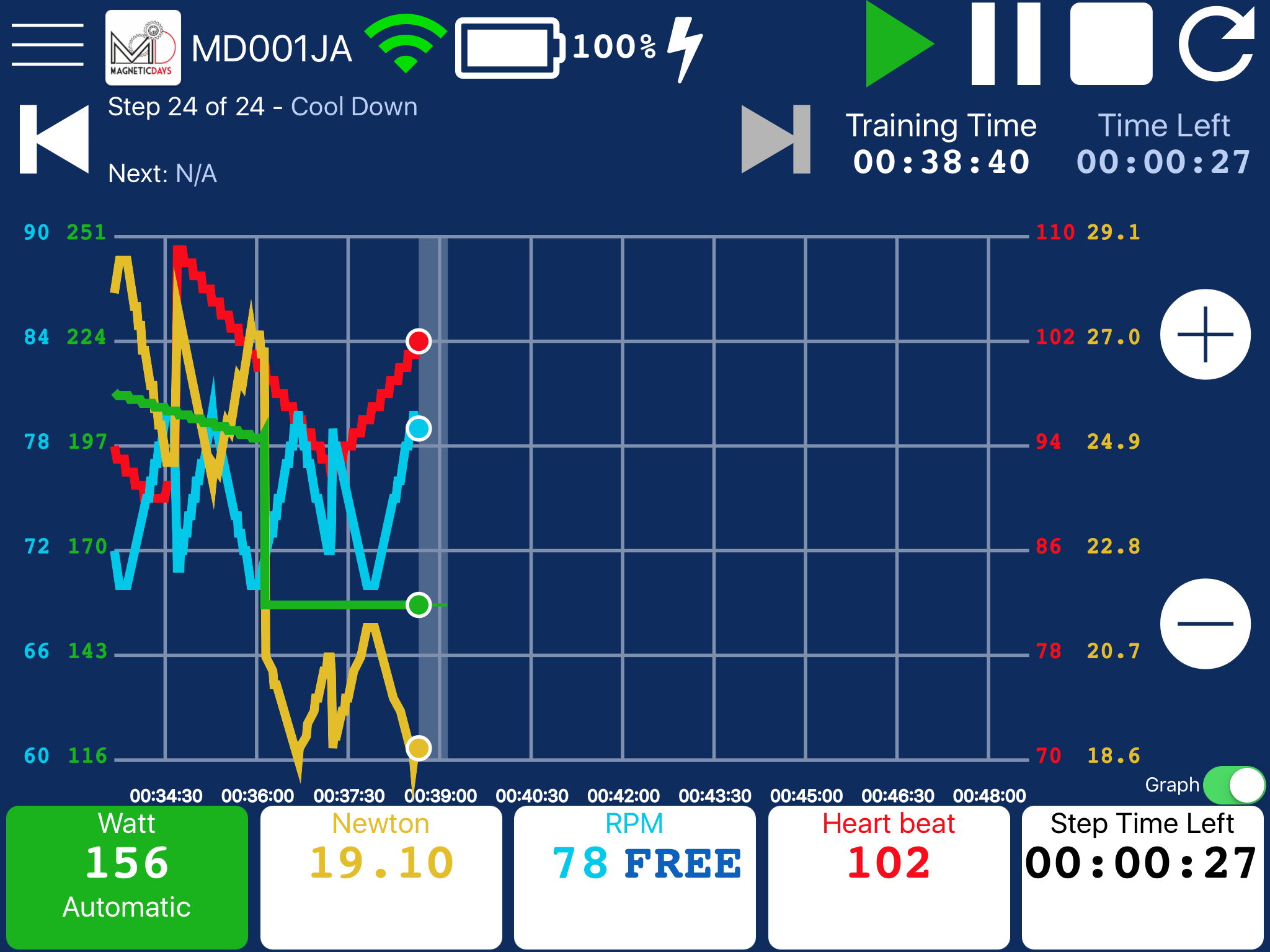 Nuova App MagneticDays