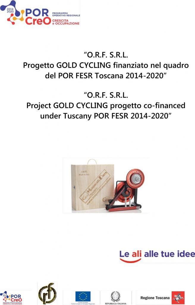 Bando Gold Cycling MD