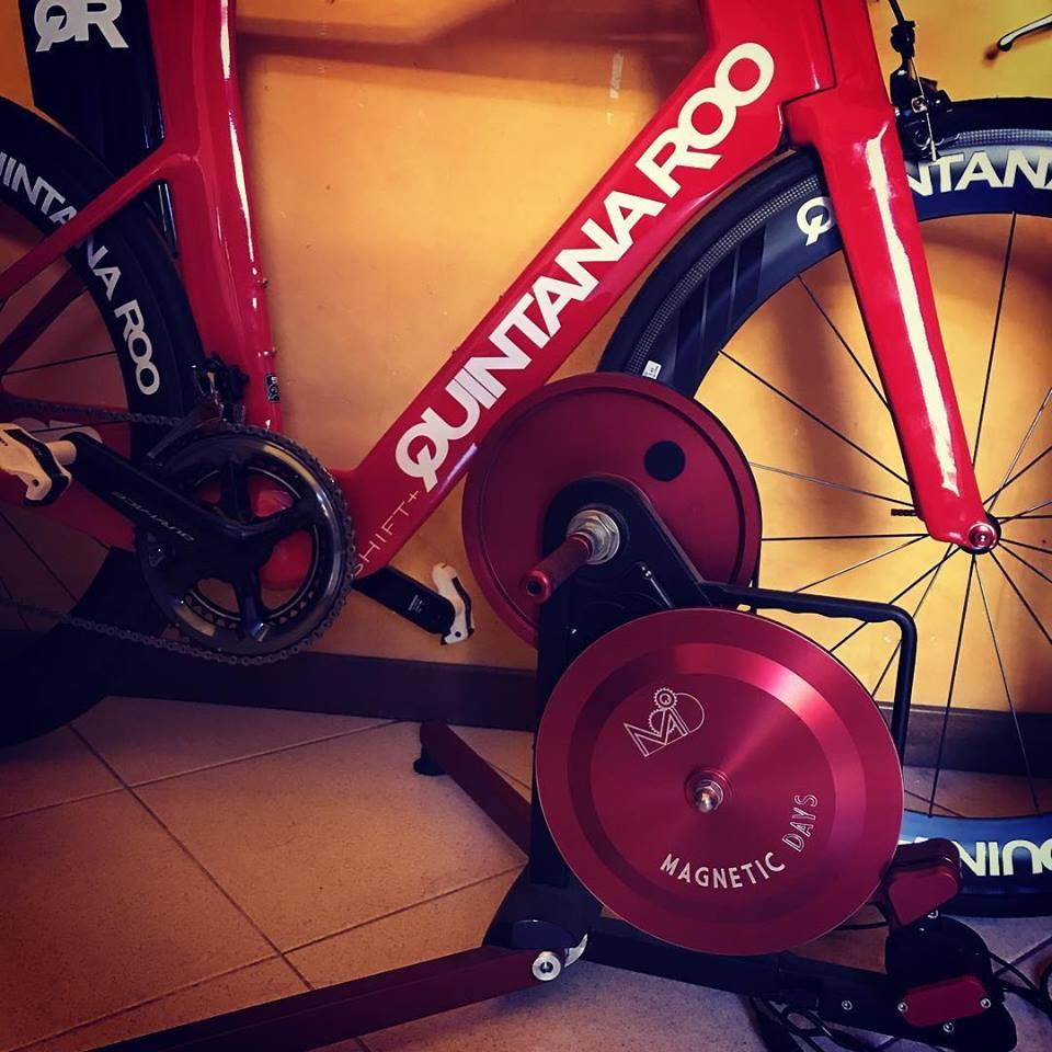 MagneticDays | Marta Bernardi | Quintana Roo | Triathlon | allenamento indoor