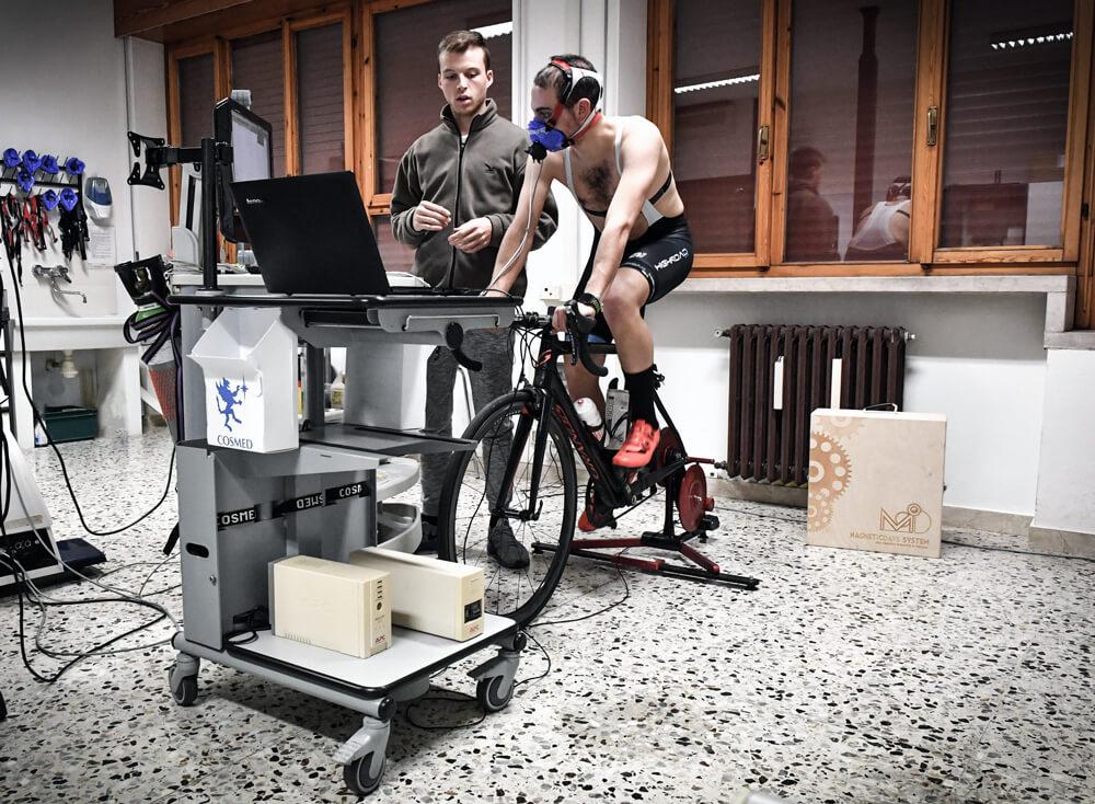 MagneticDays | Università di Verona | Scienze Motorie | ciclismo | Davide Magon | salute