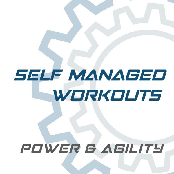 Self Managed Workouts   Power and Agility   Power and Agility self managed workouts   self managed trainings   magneticdays
