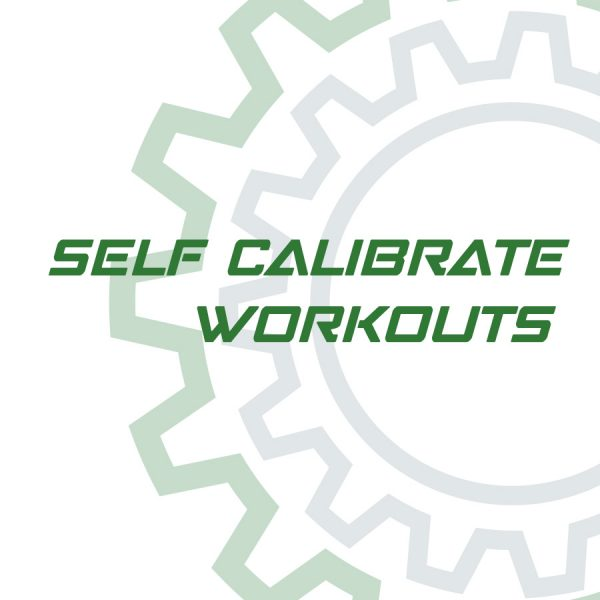 Self Calibrate Workouts | MagneticDays self calibrate workouts | self calibrate trainings | MagneticDays