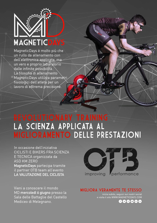 MagneticDays | OTB | Melegnano | Ciclismo | MTB