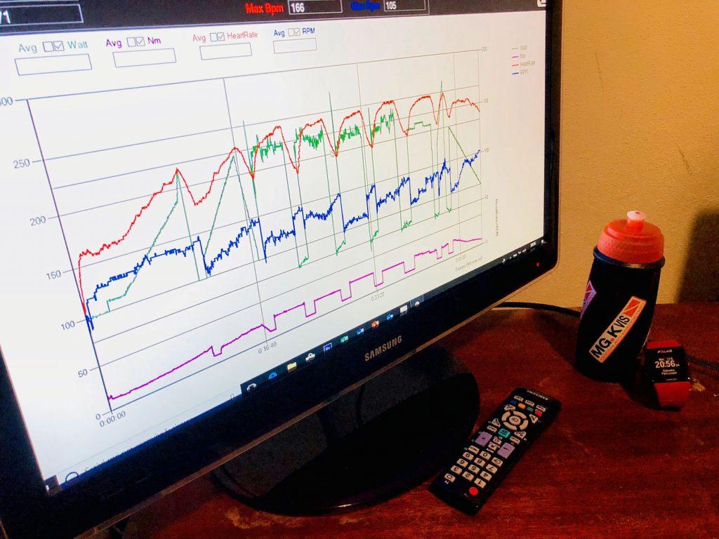 alimentazione e idratazione | MGK VIS | MGK VIS Sport | MagneticDays | allenamento indoor | Polar V800