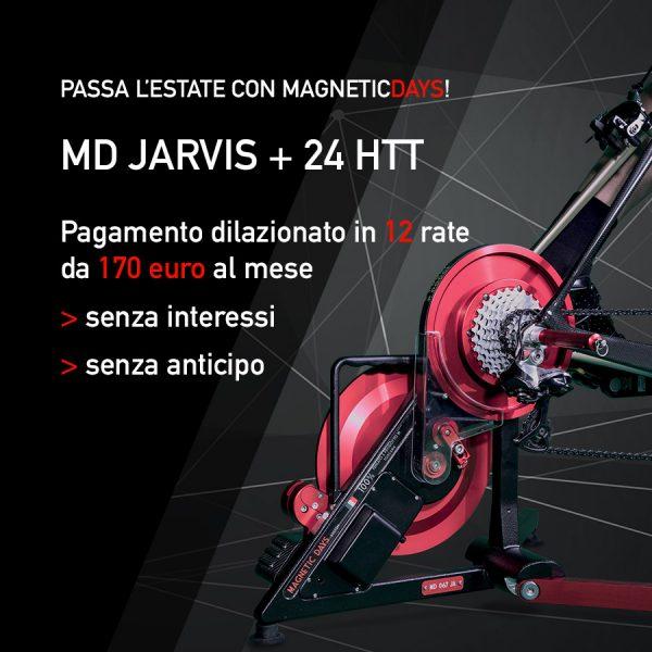 passa l'estate con MagneticDays   Promo MD JARVIS + 24 HTT
