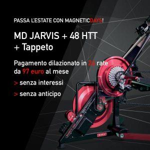 passa l'estate con MagneticDays | Promo MD JARVIS + 48 HTT