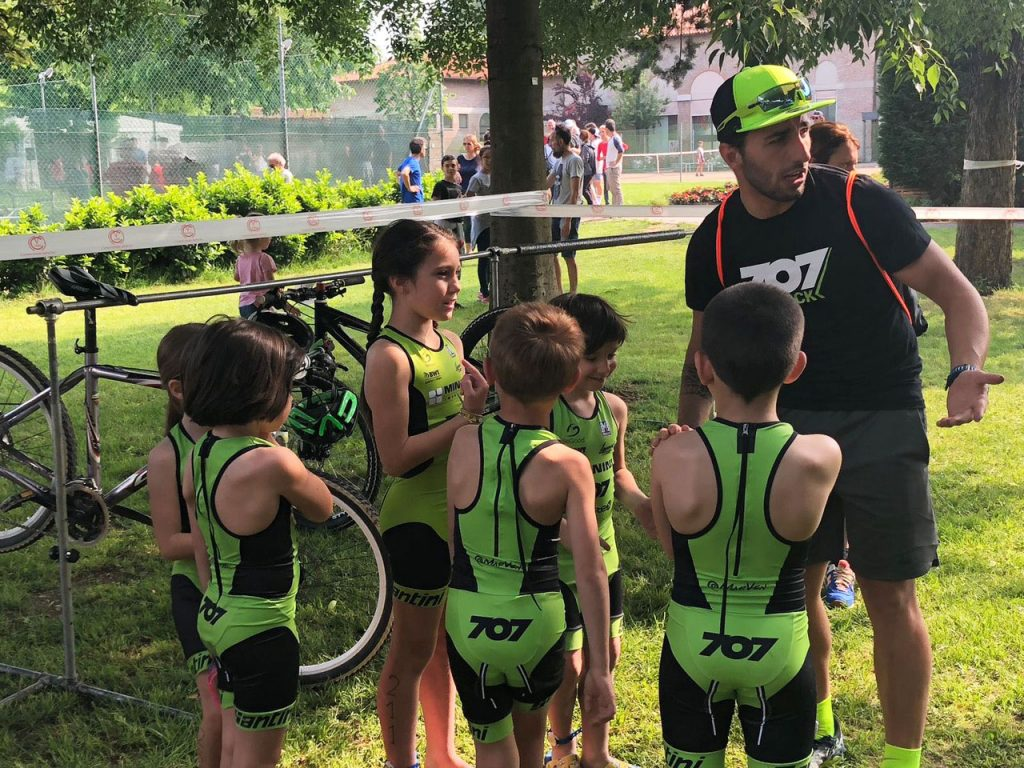 Antonio Serratore | 707team | kids | Fitri | Santini Maglificio Sportivo