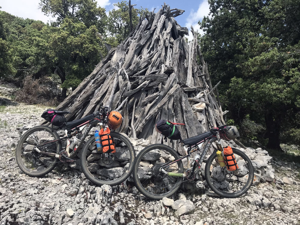 NATURAID SARDEGNA IMPOSSIBLE | Akatama | MTB | Cicloturismo