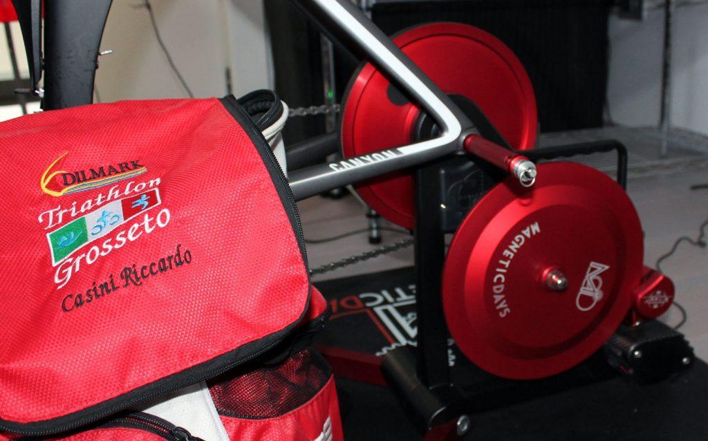allenamento sui rulli | allenamento triathlon | riccardo casini