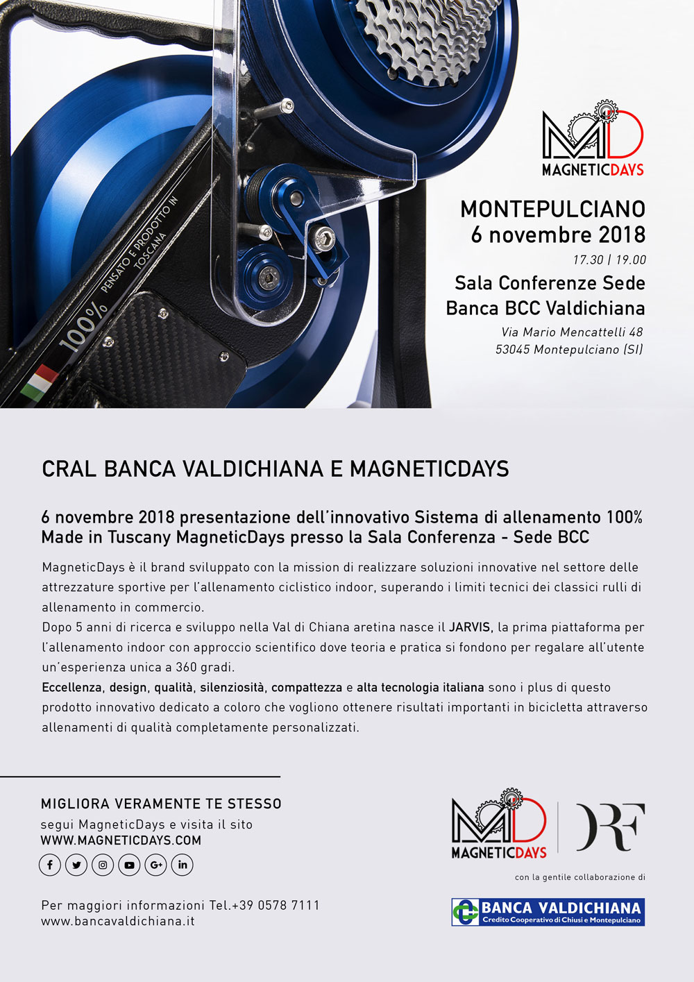 Cral Banca Valdichiana