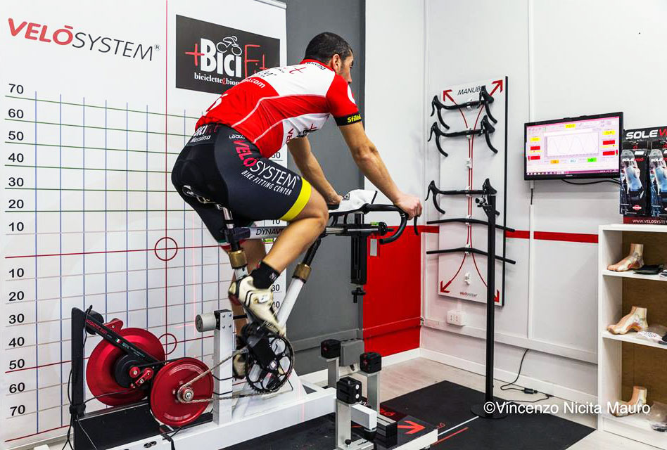 bicifit | allenamento sui rulli | vincenzo nibali