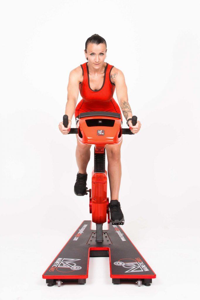 j-bike | allenamento indoor | chiara sacco | indoor training