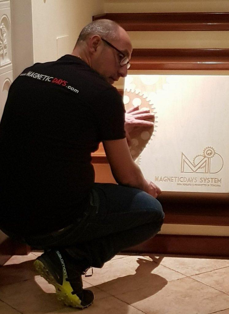 Wladimir Belli | Allenamento indoor | Allenamento sui rulli