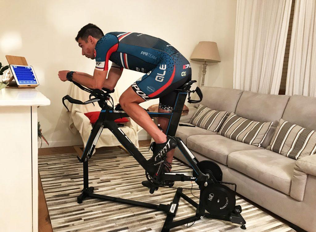 Jonathan Ciavattella | Allenamento sui rulli | Allenamento triathlon