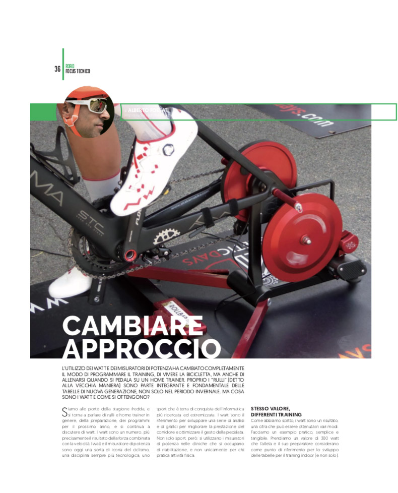 4Bicycle | 4Bicycle Magazine | 4ActionSport | Cambiare Approccio | MagneticDays