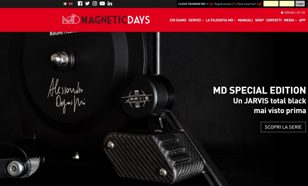 Strategia Digitale MagneticDays