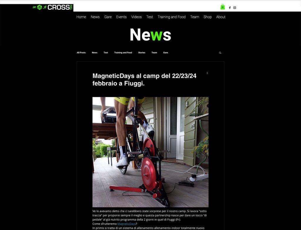 Cross-Tri | Training Cam Triathlon | MagneticDays | Cross Triathlon