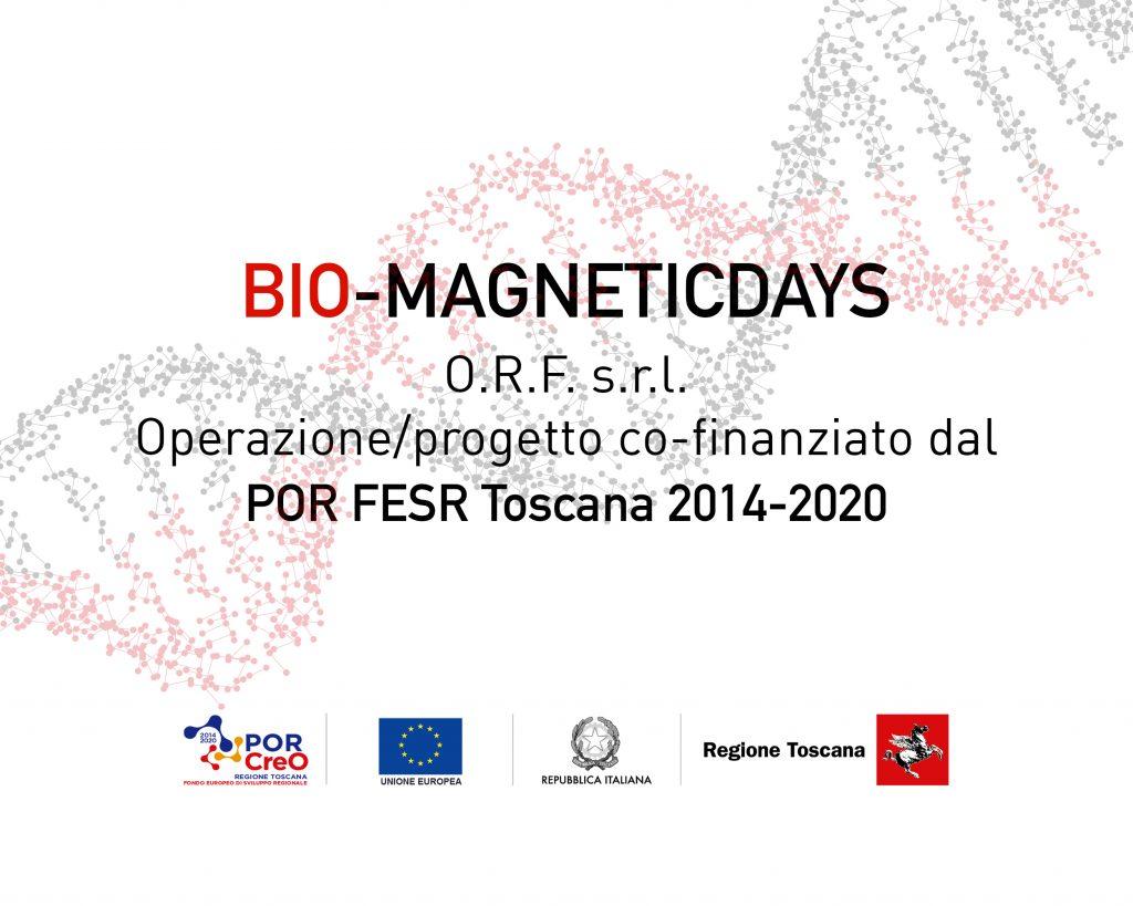 BIO-MAGNETICDAYS | POR FESR 2014-2020