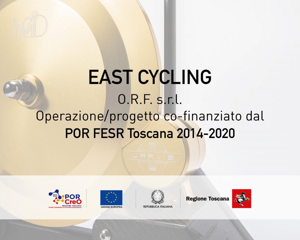 east cycling | POR CREO 2014-2020 | Internazionalizzazione O.R.F.