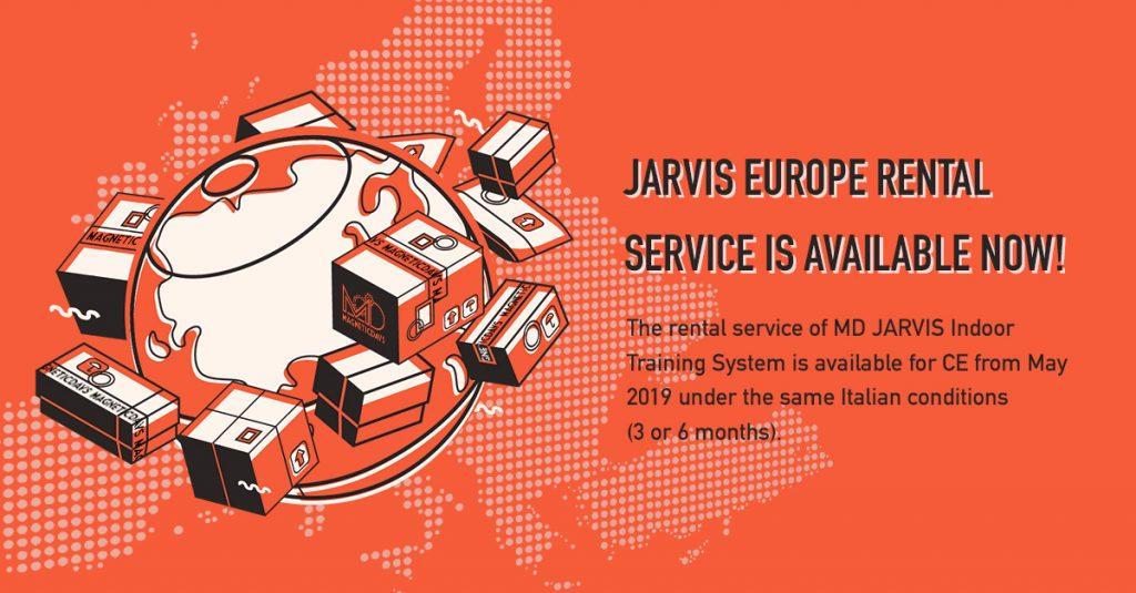 Jarvis Rental Service | Europe