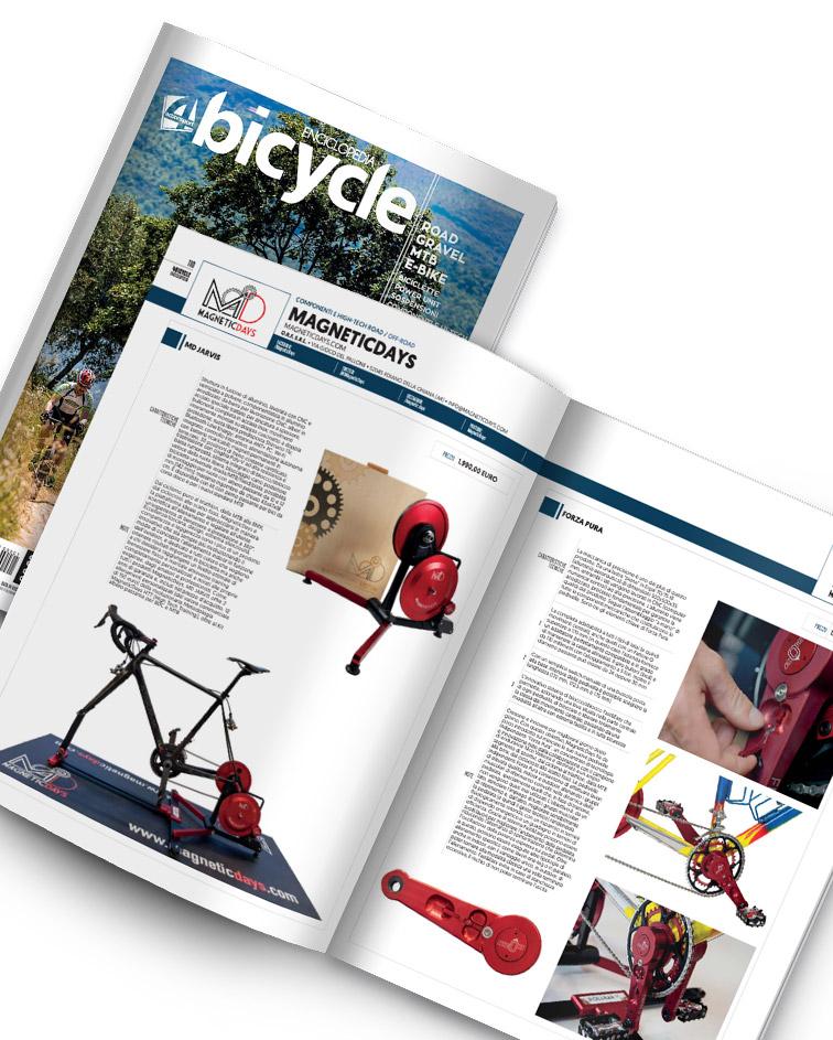 prodotti hi-tech ciclismo | 4Bicycle Enciclopedia 2020 | MagneticDays