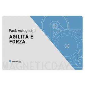 Pacchetti Allenamenti Autogestiti MagneticDays | Agilità | Forza