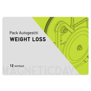 Pacchetti Allenamenti Autogestiti MagneticDays | Dimagrimento