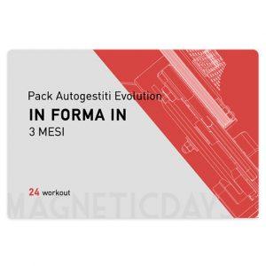 Pacchetti Allenamenti MagneticDays | Autogestiti Evolution 3 mesi