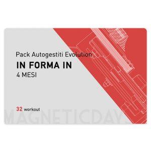 Pacchetti Allenamenti MagneticDays | Autogestiti Evolution 4 mesi