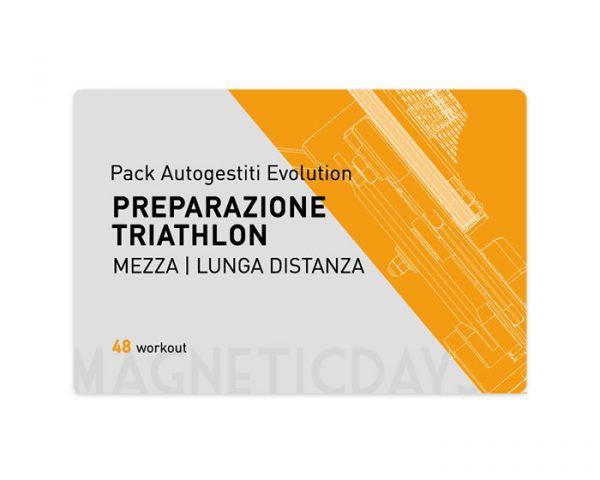 Pacchetti Allenamenti MagneticDays | Autogestiti Evolution | Triathlon Full
