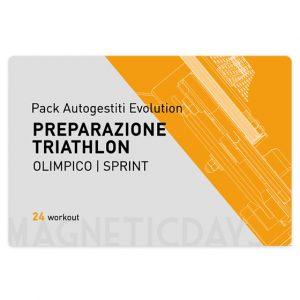 Pacchetti Allenamenti MagneticDays | Autogestiti Evolution Triathlon Sprint