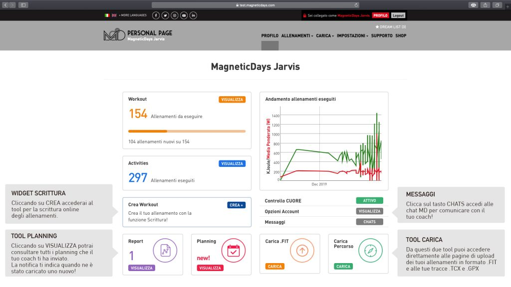 Cloud Training MagneticDays   Interfaccia Grafica 2