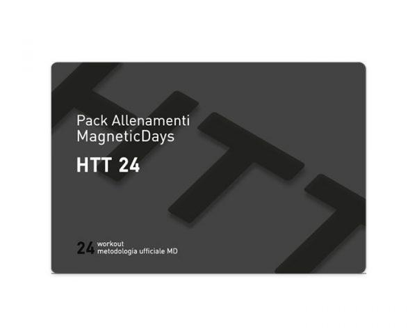 Pacchetti Allenamenti MagneticDays   Allenamenti HTT 24