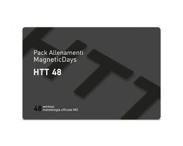 Pacchetti Allenamenti MagneticDays | Allenamenti HTT 48