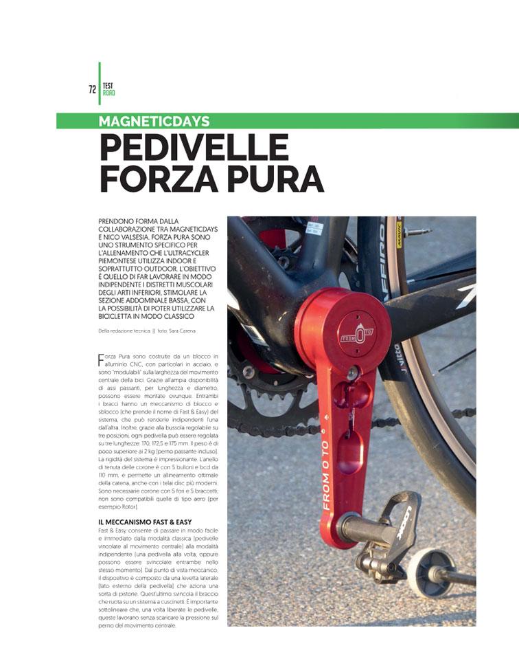 pedivelle Forza Pura | 4Bicycle