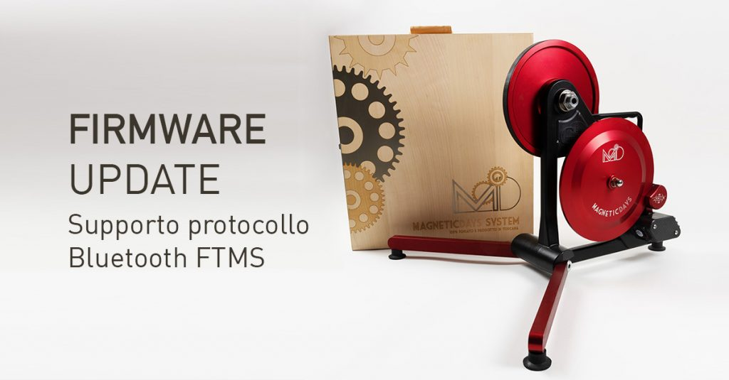 Firmware Jarvis | Bluetooth FTMS