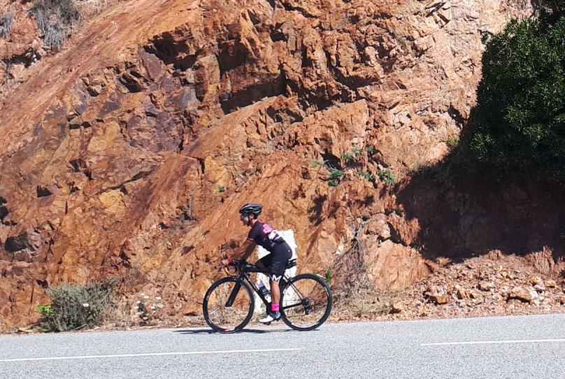 Race Across Limits | Covid 19 | Sabrina Schillaci