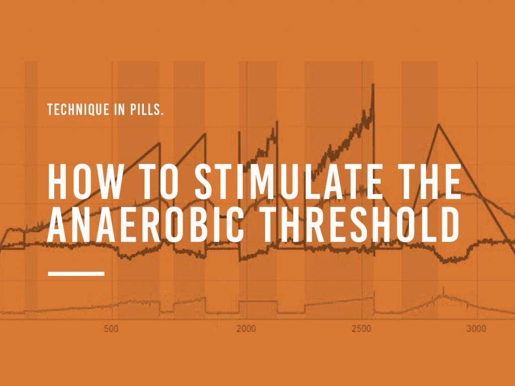 How To Simulate The Anaerobic Threshold 1