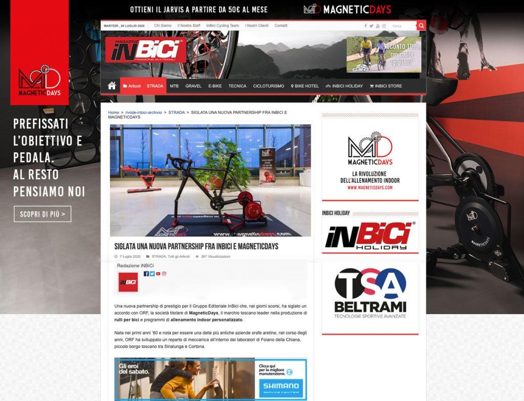 partnership inbici | magneticdays press
