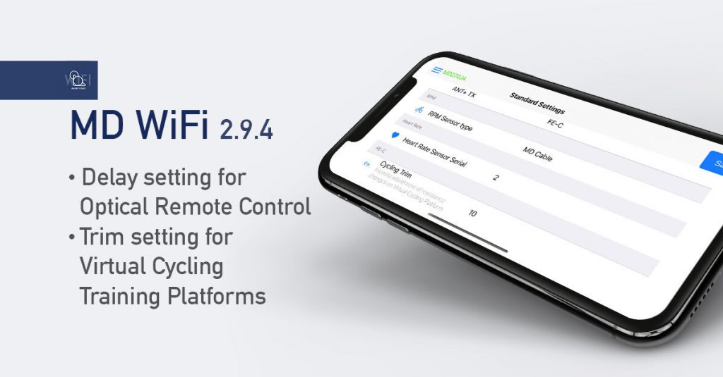 Release 2.9.4 App MD WiFi | MagneticDays