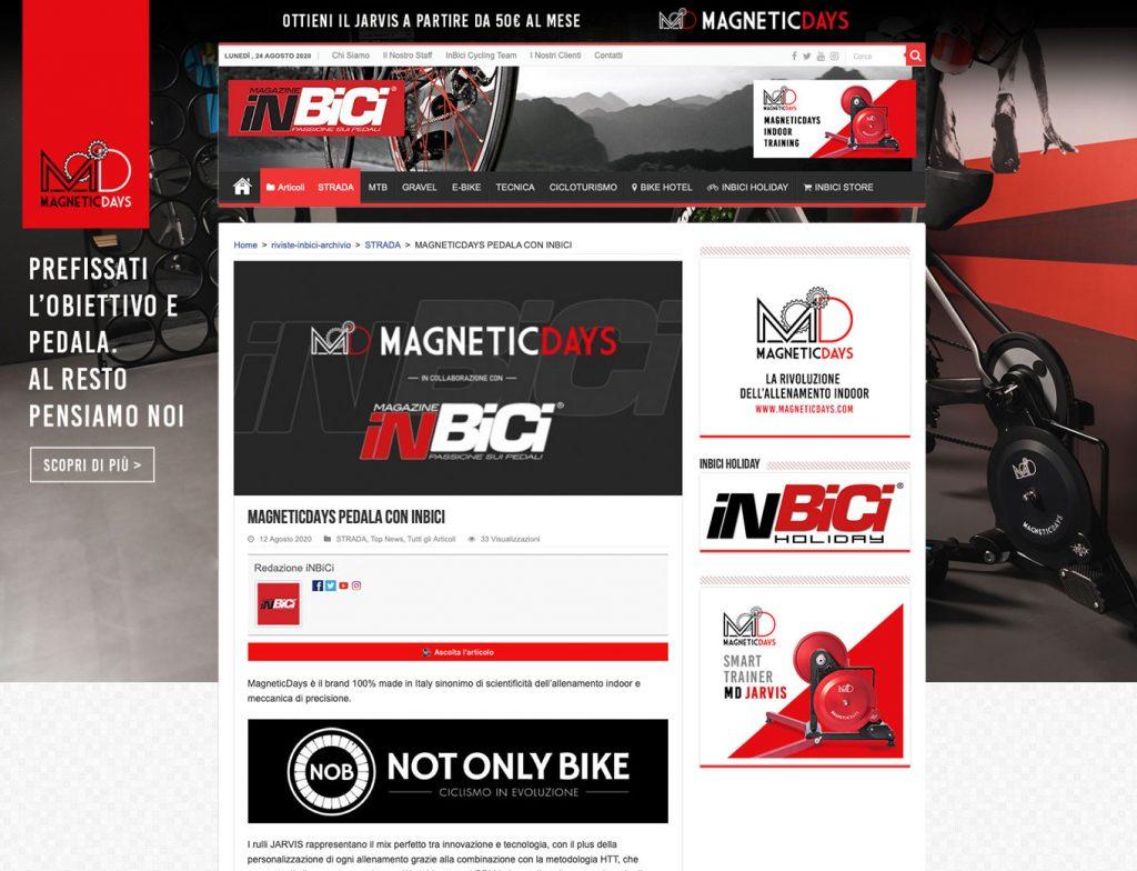 INBICI Magazine | MagneticDays | Partner MD