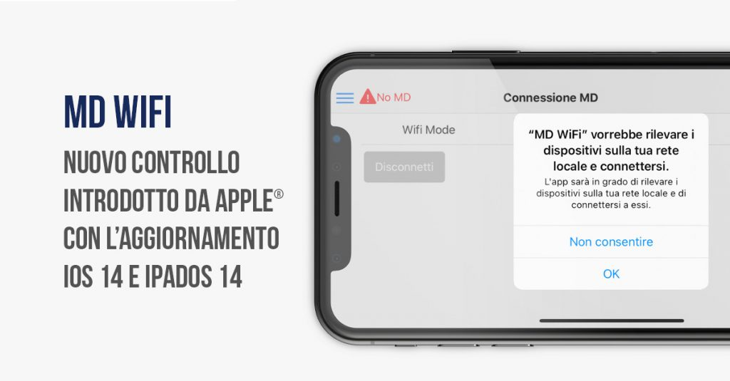 MD WiFi | iOS 14