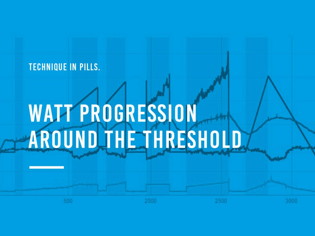 Watt Progression Threshold 1
