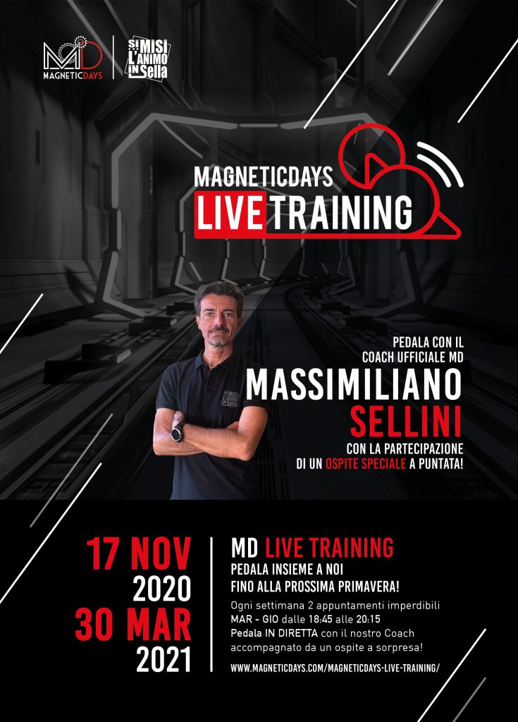 MD Live Training | Allenamento Indoor 2