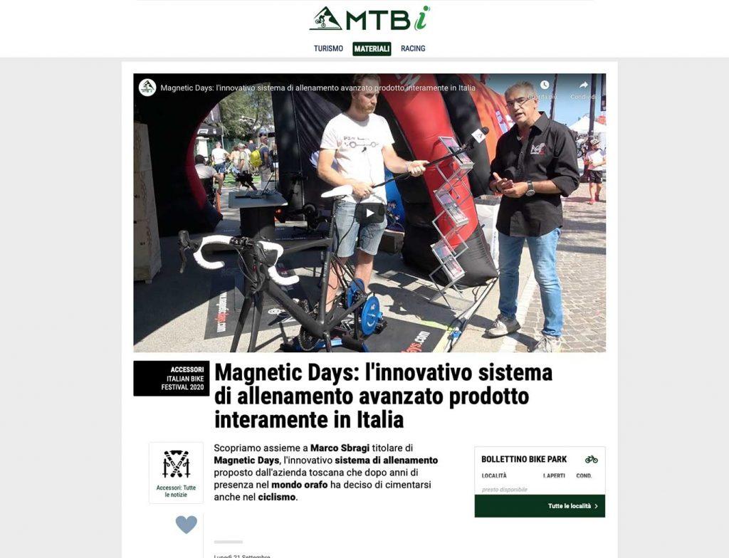 MTBi | magneticdays press