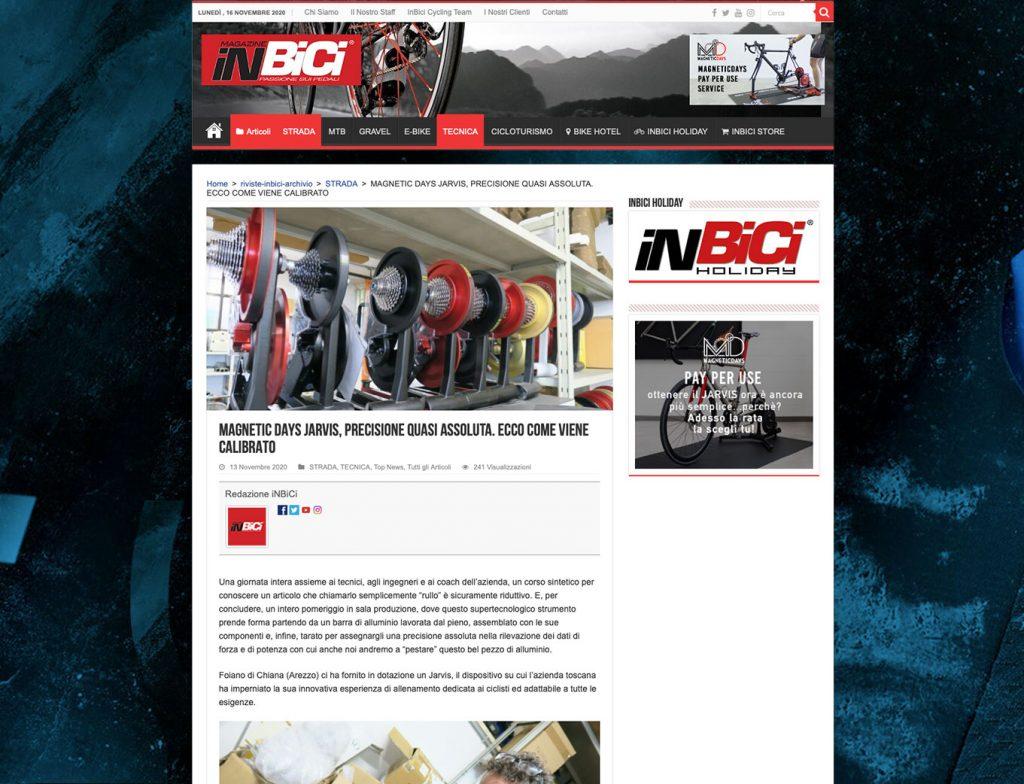 JARVIS | Inbici Magazine | MagneticDays Press