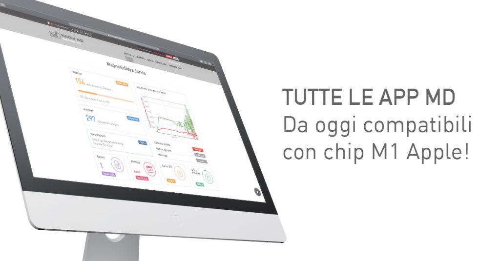 App MD WiFi | Chip Apple M1