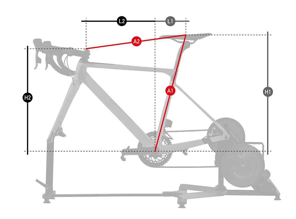 Biomechanics Caliper For Cycling 2