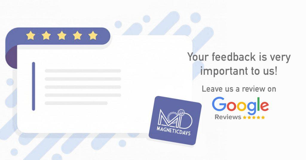 Recensioni Google MagneticDays